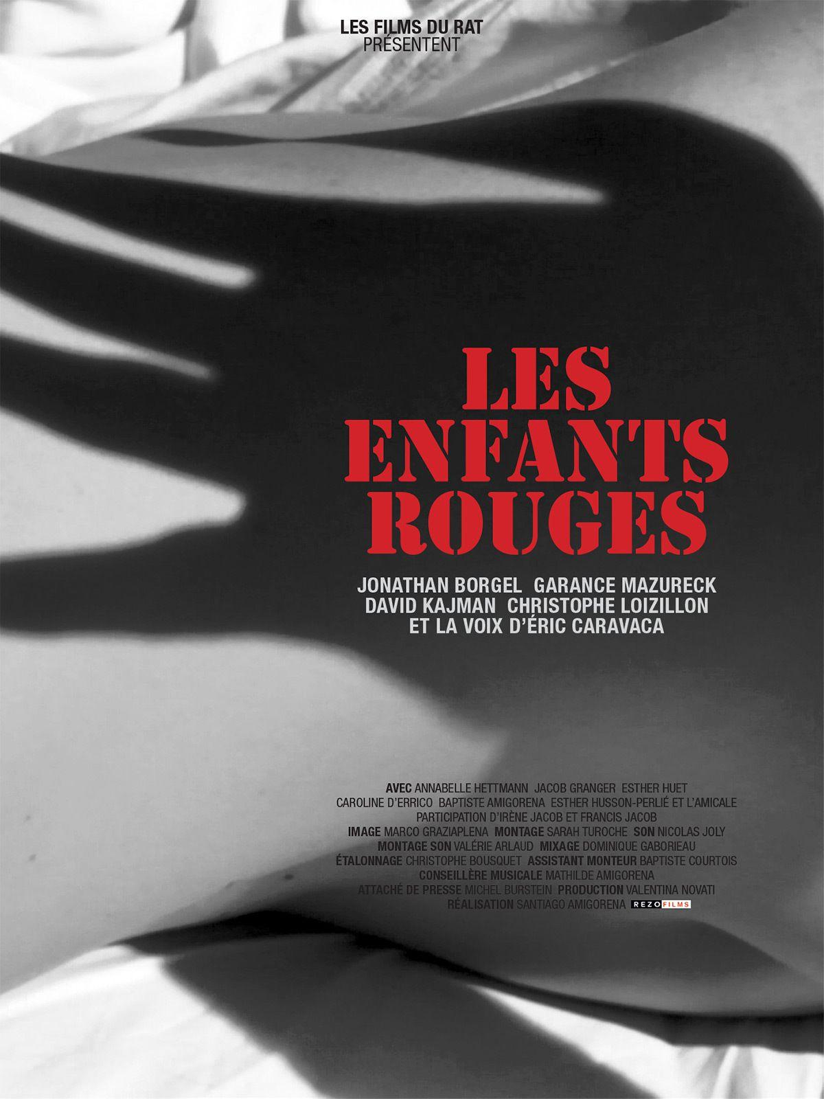 Les Enfants rouges - Film (2014)