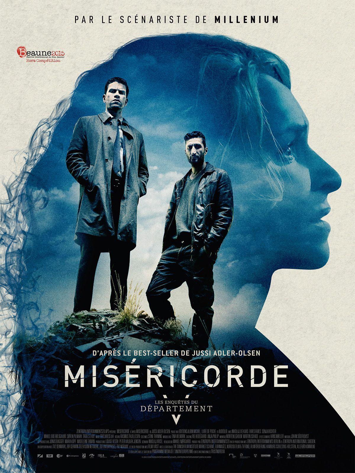 Les Enquêtes du département V : Miséricorde - Film (2013)
