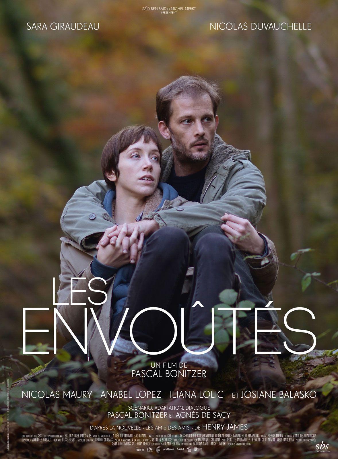 Les Envoûtés - Film (2019)