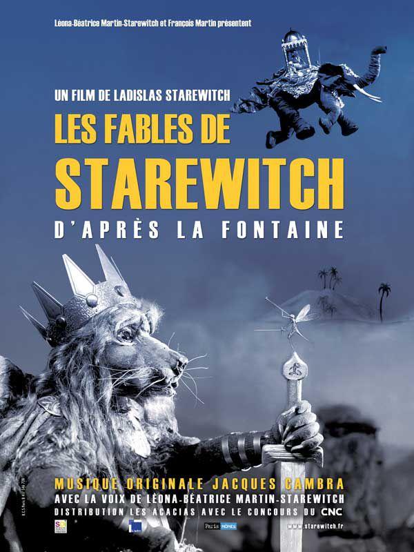Les Fables de Ladislas Starewitch - Film (2011)