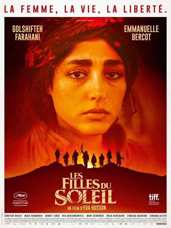 Les Filles du soleil - Film (2018)