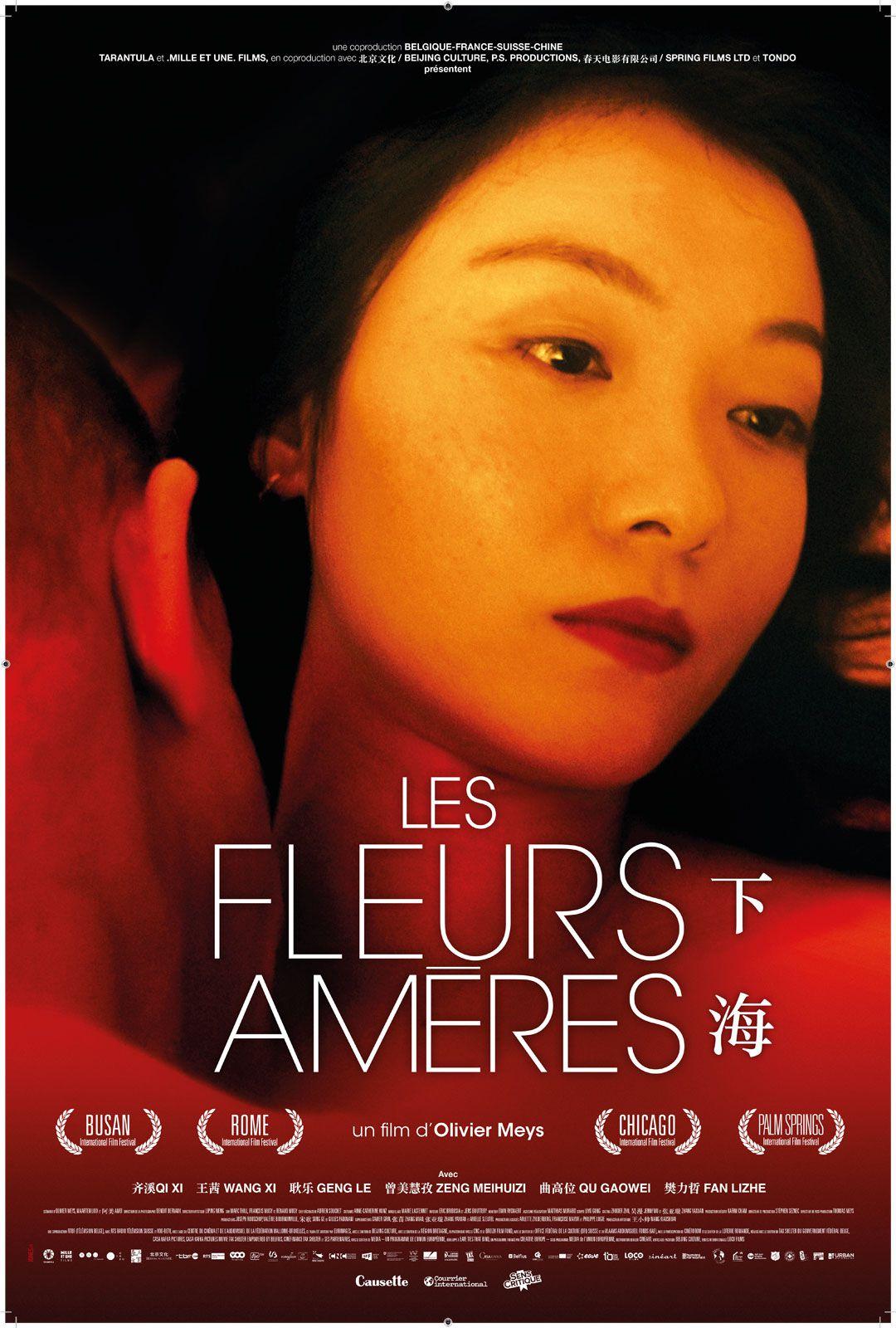 Les Fleurs amères - Film (2019)