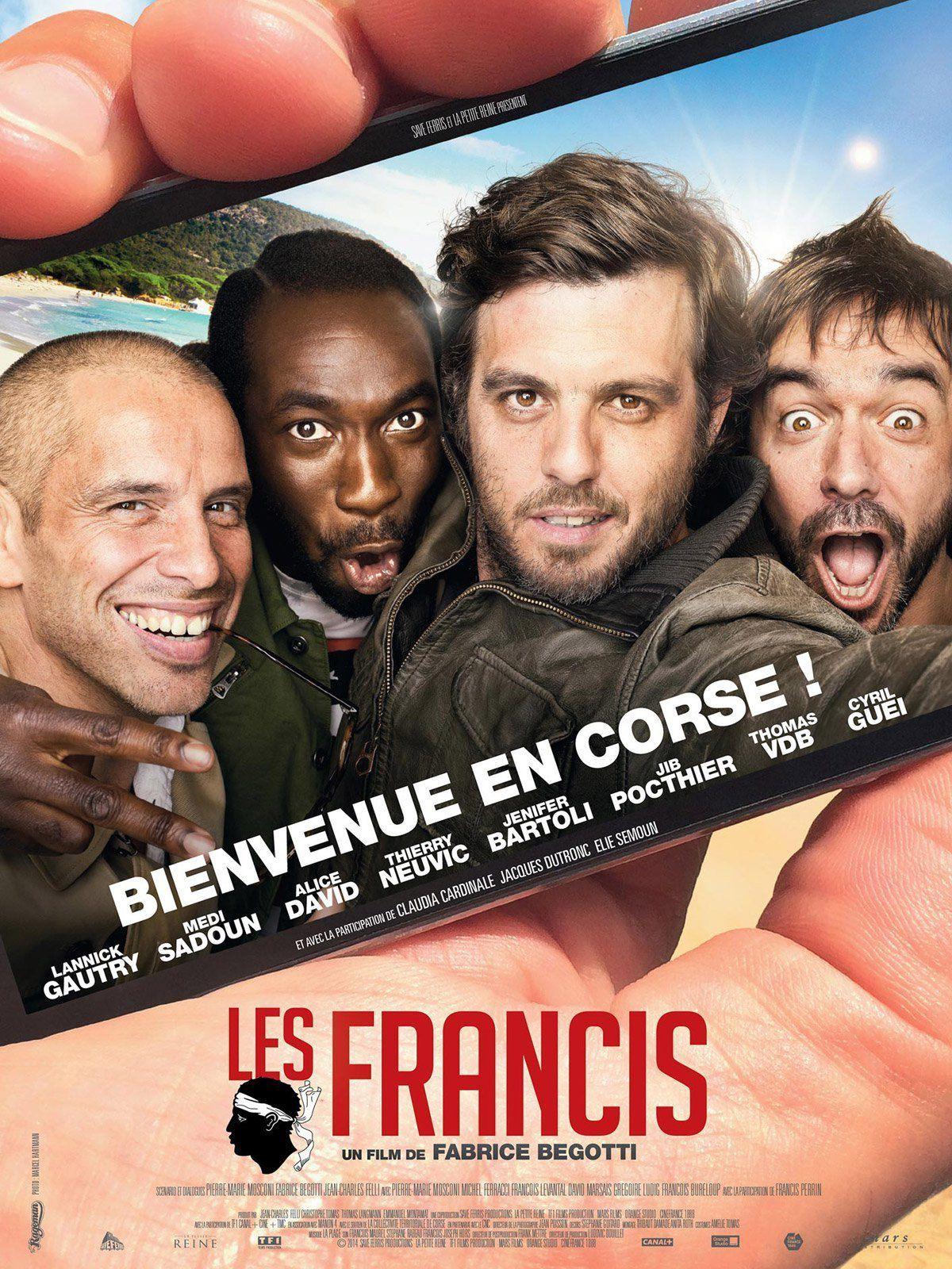 Les Francis - Film (2014)