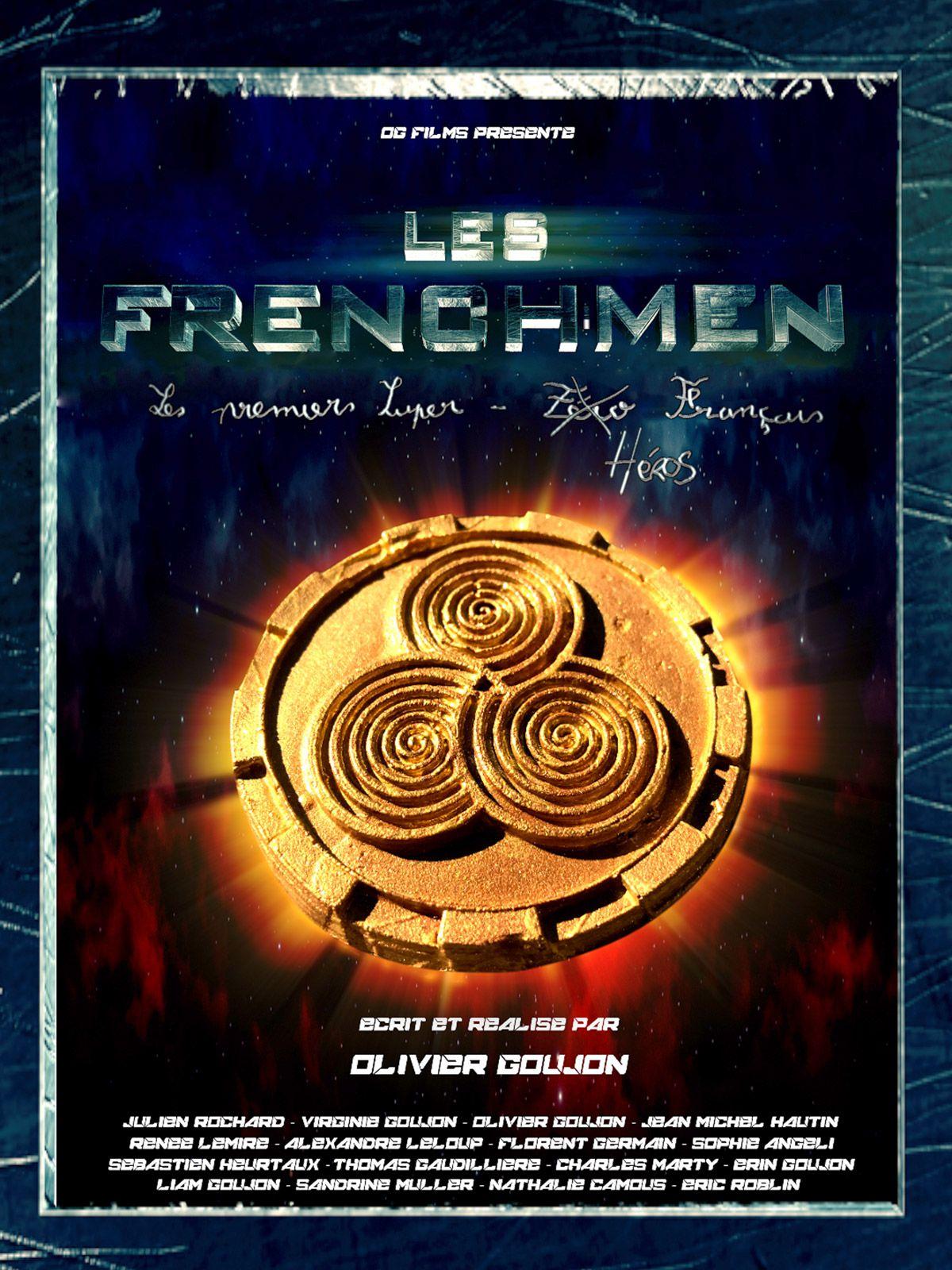 Les Frenchmen, les premiers super-héros français - Film (2019)