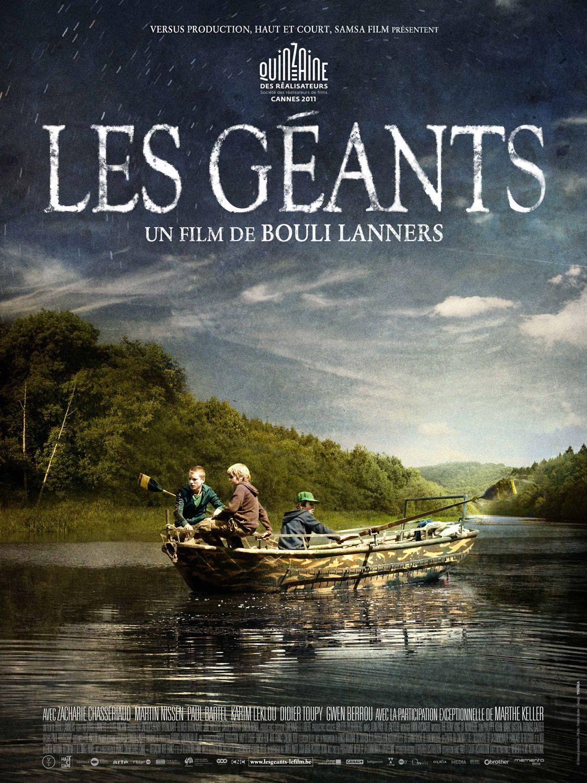 Les Géants - Film (2011)
