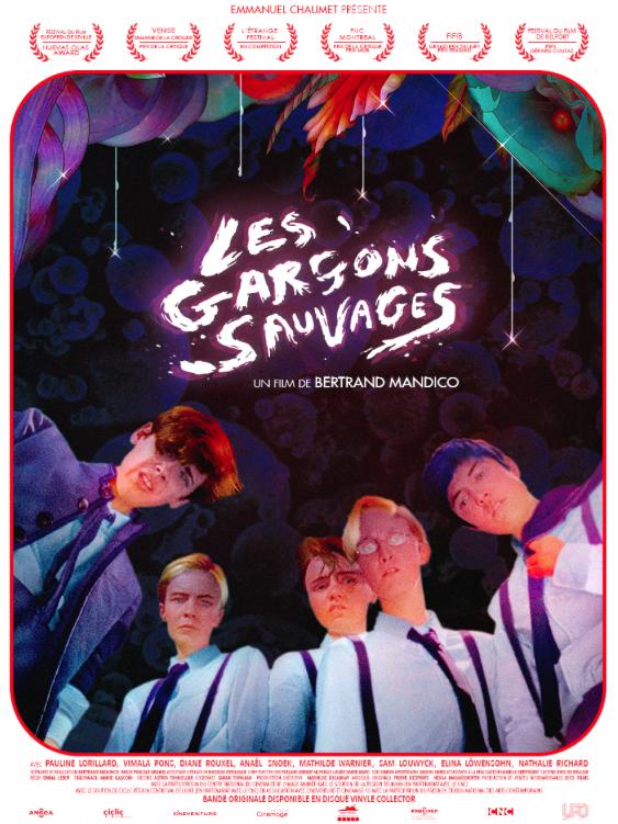 Les Garçons sauvages - Film (2018)
