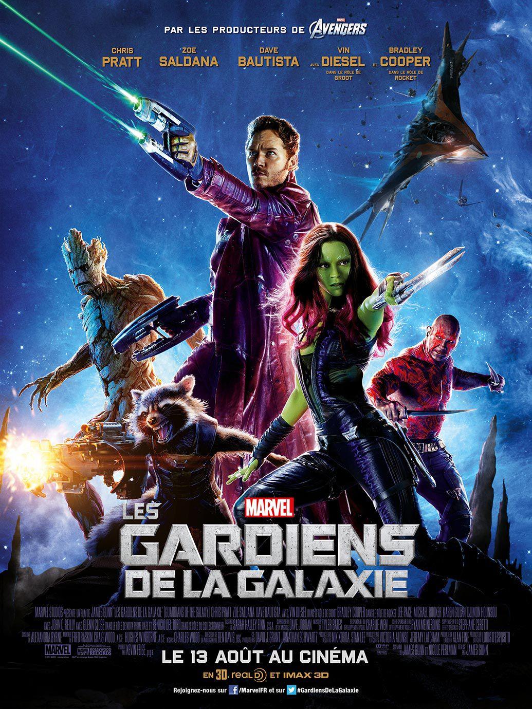 Les Gardiens de la galaxie - Film (2014)