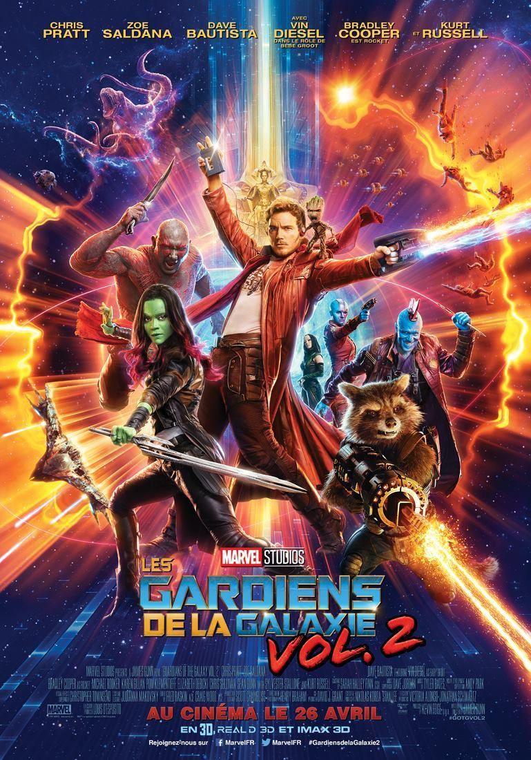 Les Gardiens de la galaxie Vol. 2 - Film (2017)