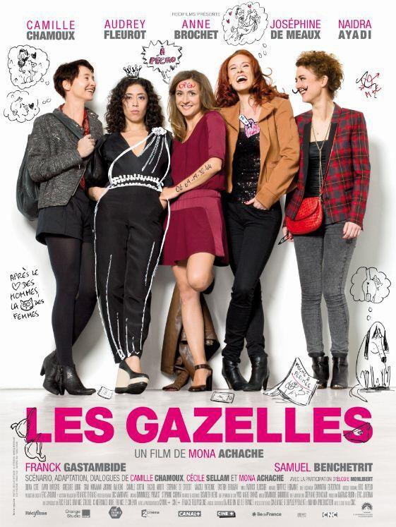 Les Gazelles - Film (2014)