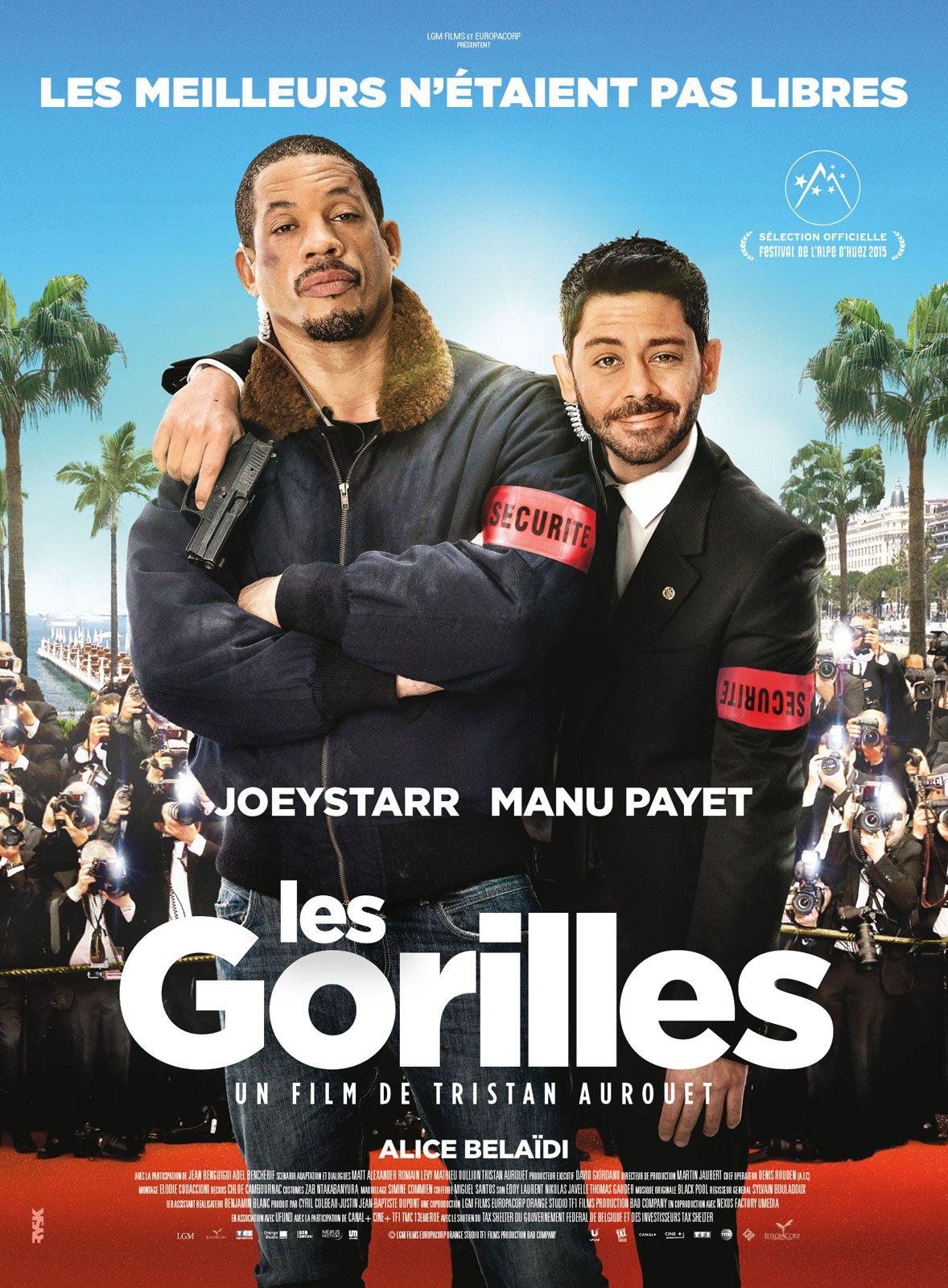Les Gorilles - Film (2015)