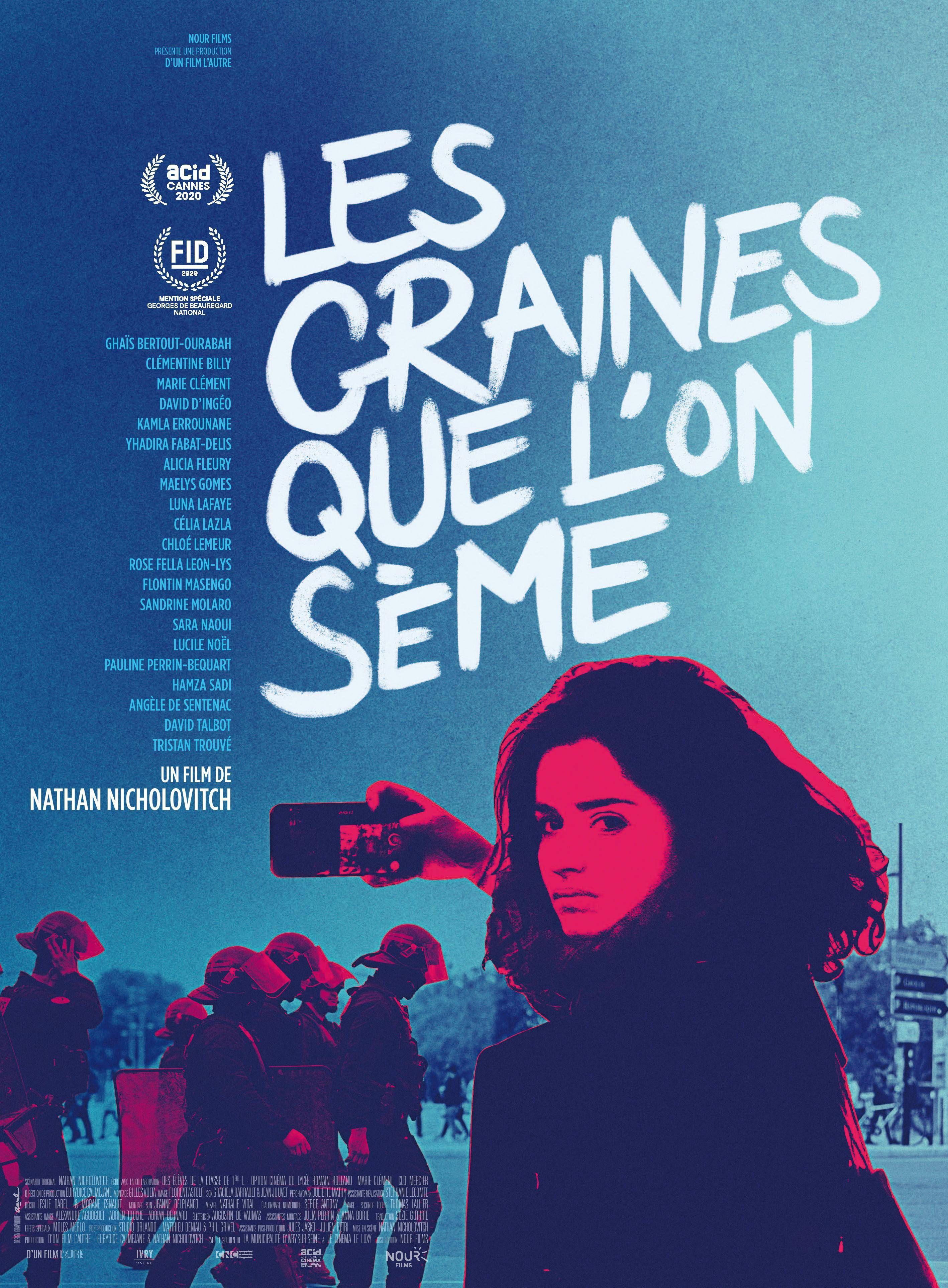 Les Graines que l'on sème - Documentaire (2021)