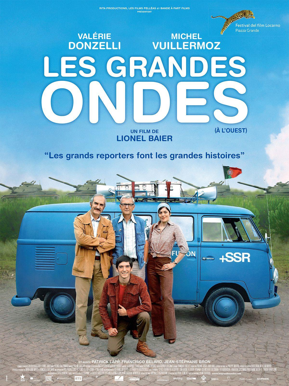 Les Grandes Ondes (à l'ouest) - Film (2014)