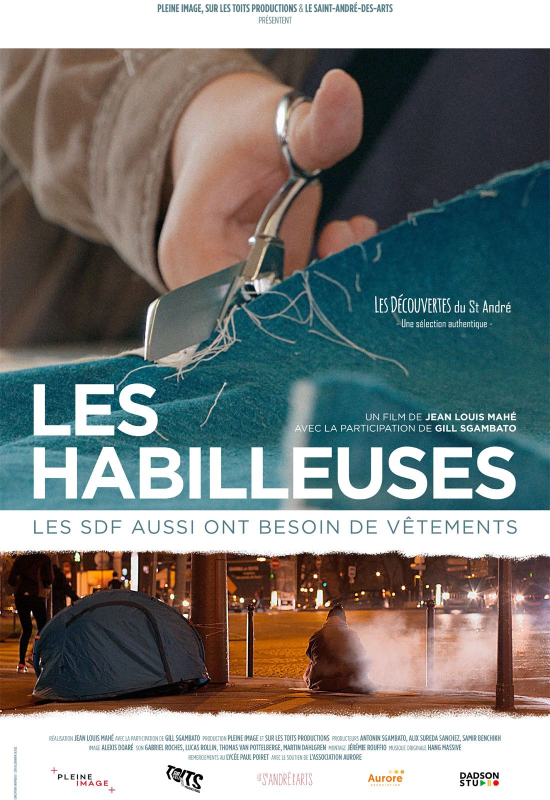 Les Habilleuses - Documentaire (2018)