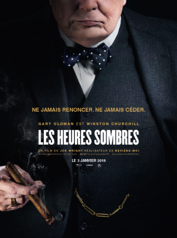 Les Heures sombres - Film (2018)