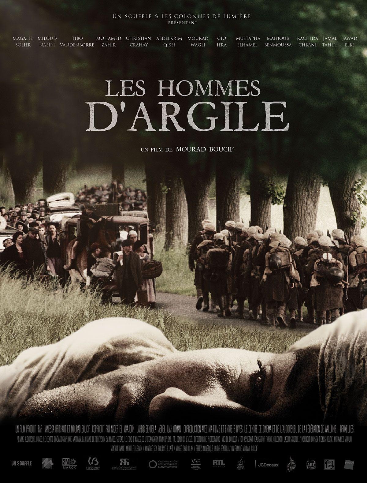 Les Hommes d'argile - Film (2017)
