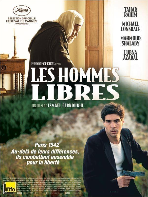 Les Hommes libres - Film (2011)