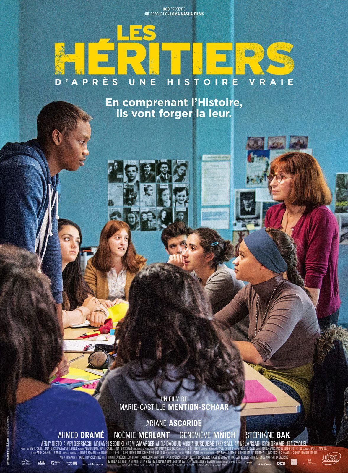 Les Héritiers - Film (2014)