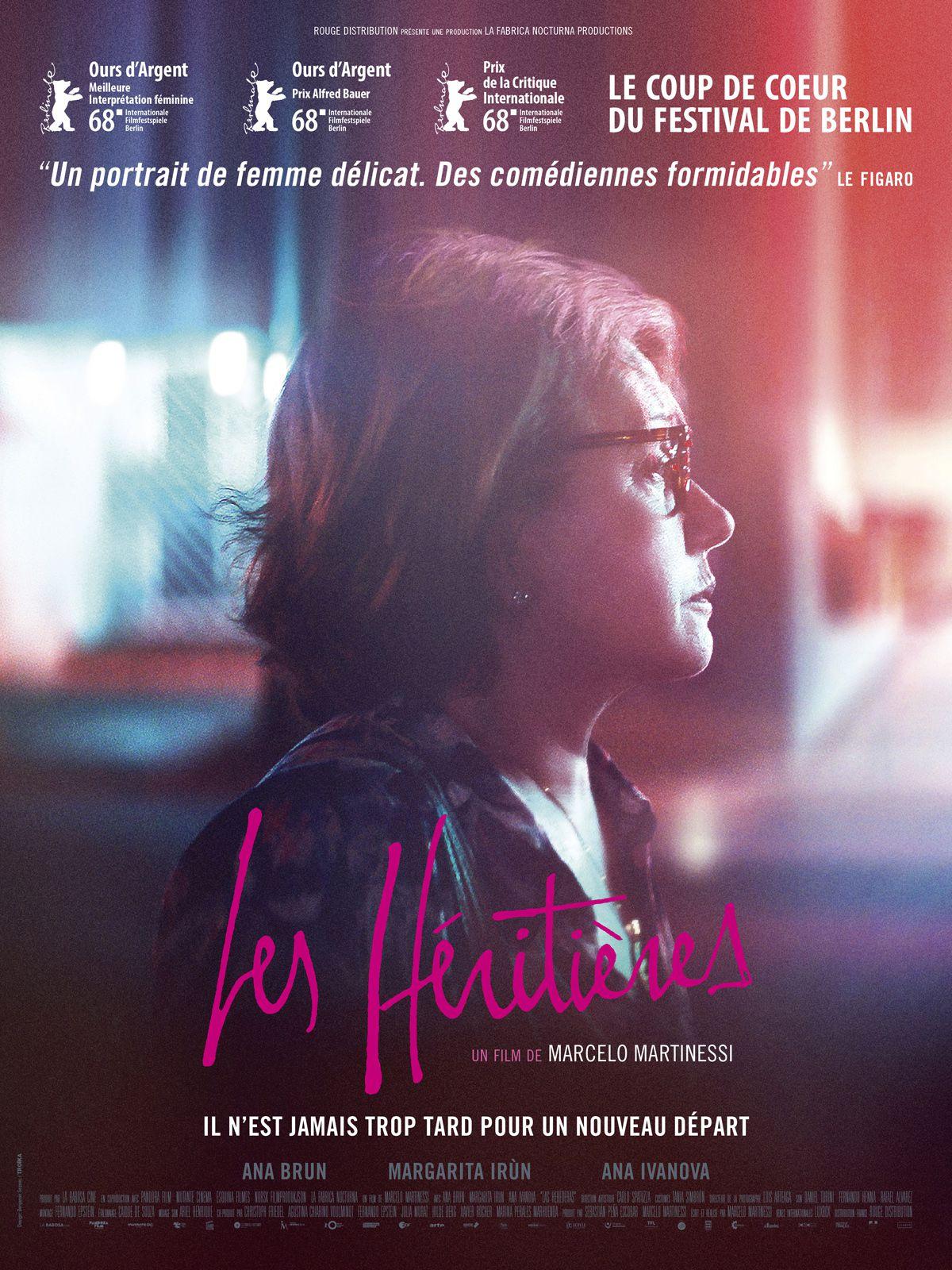 Les Héritières - Film (2018)