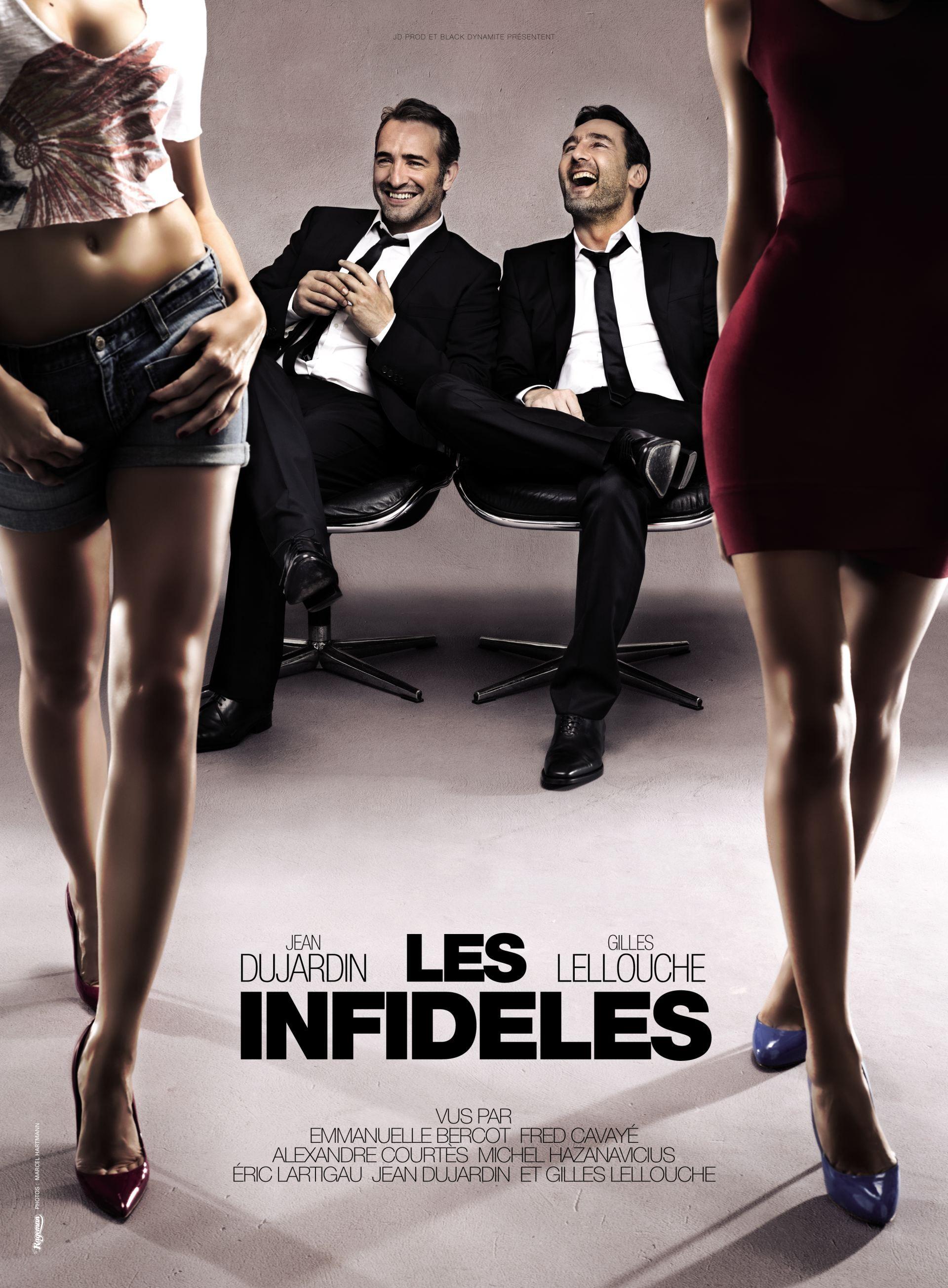 Les Infidèles - Film (2012)