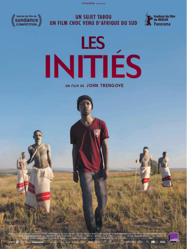 Les Initiés - Film (2017)