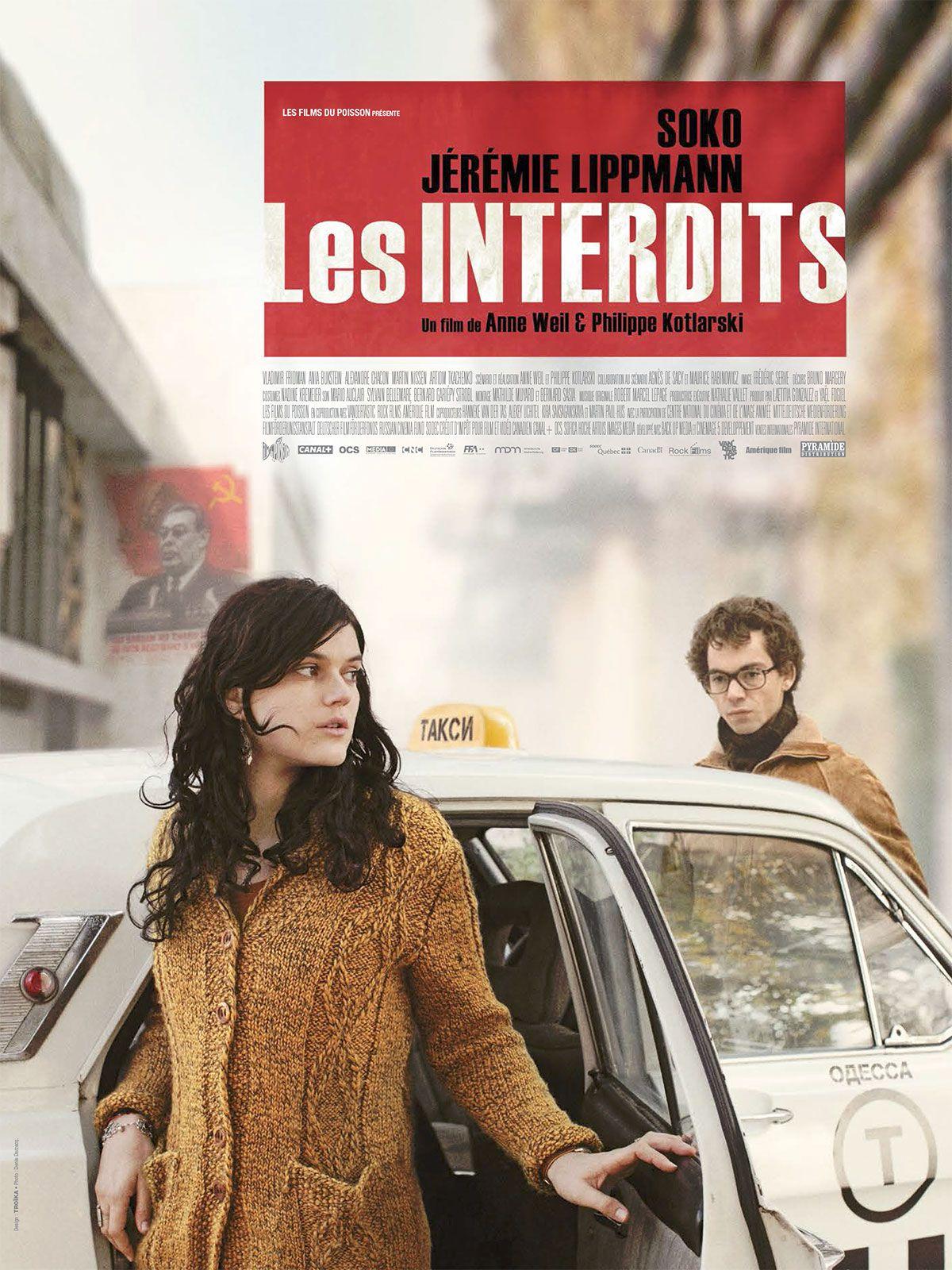 Les Interdits - Film (2013)
