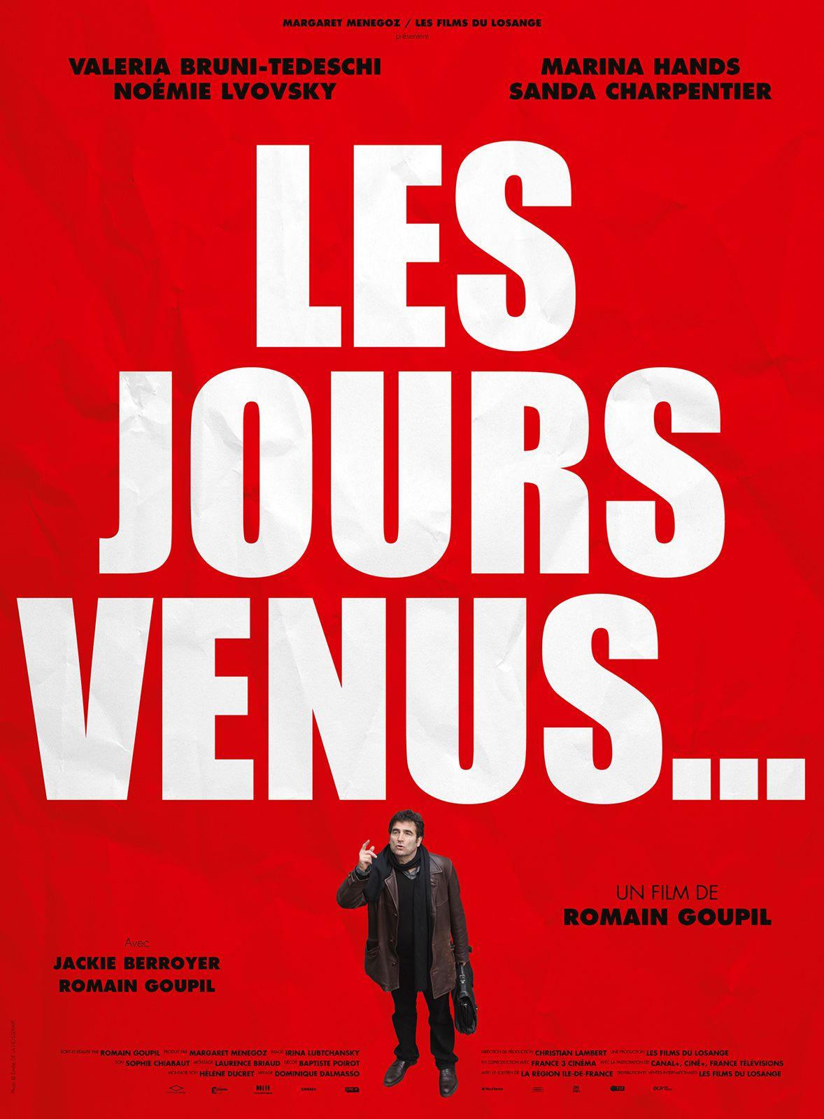 Les Jours venus... - Film (2015)