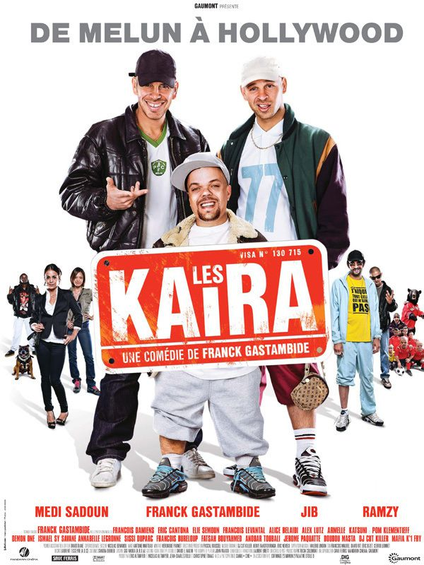 Les Kaïra - Film (2012)