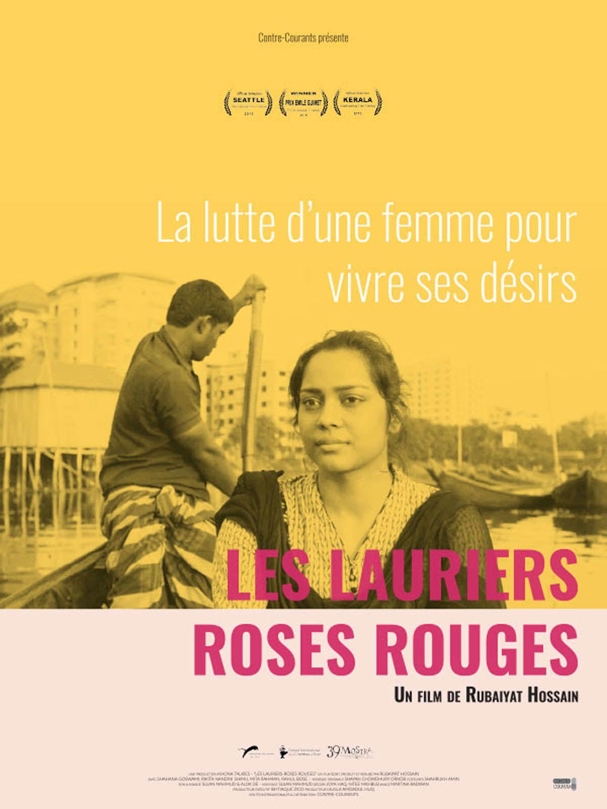 Les Lauriers-roses rouges - Film (2017)