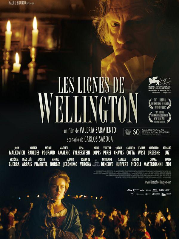 Les Lignes de Wellington - Film (2012)