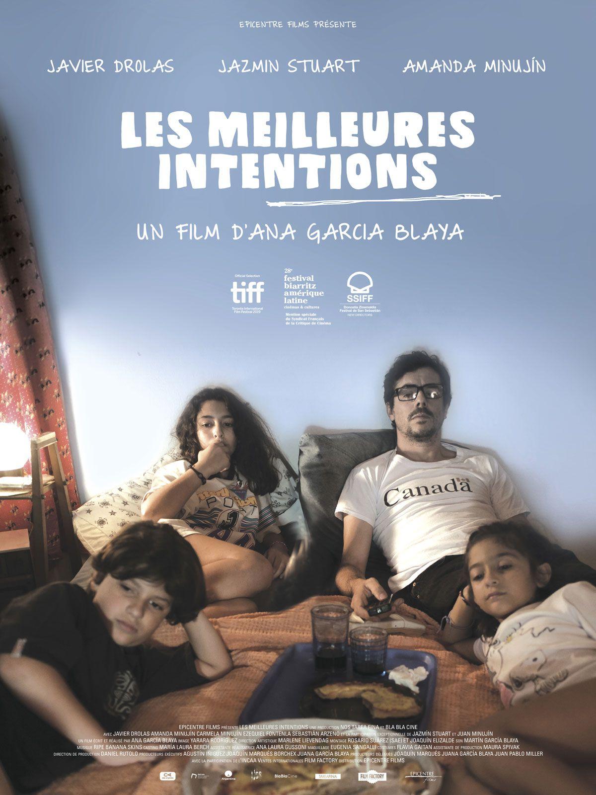 Les Meilleures intentions - Film (2020)