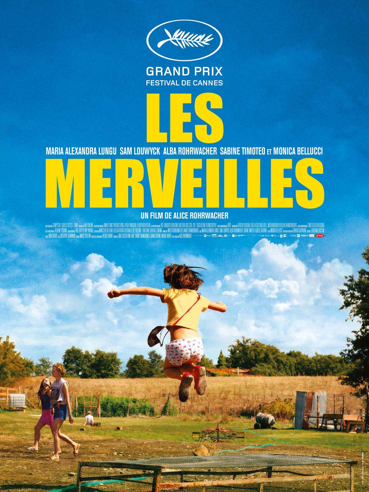 Les Merveilles - Film (2015)