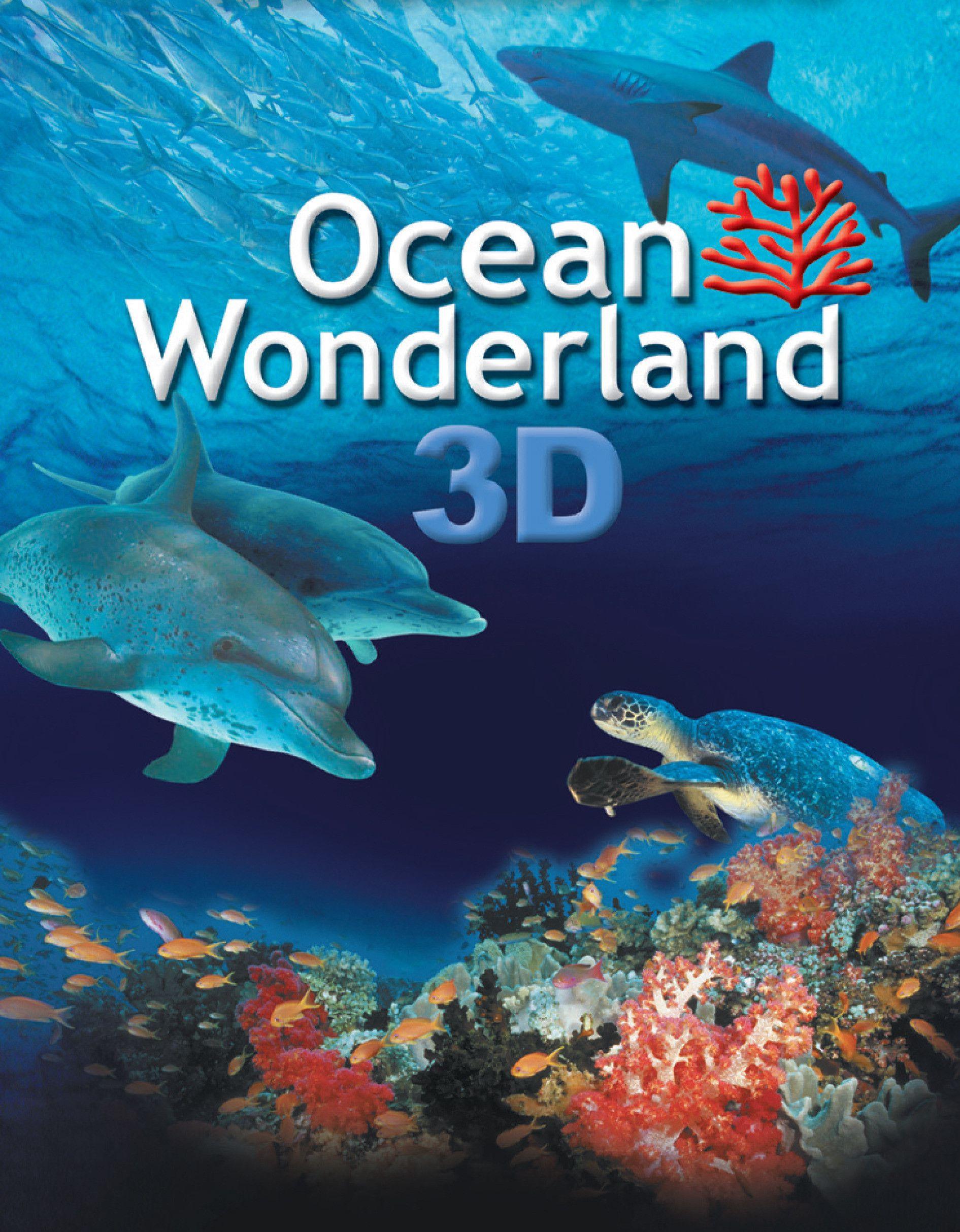 Les Merveilles de l'Océan 3D - Documentaire (2003)