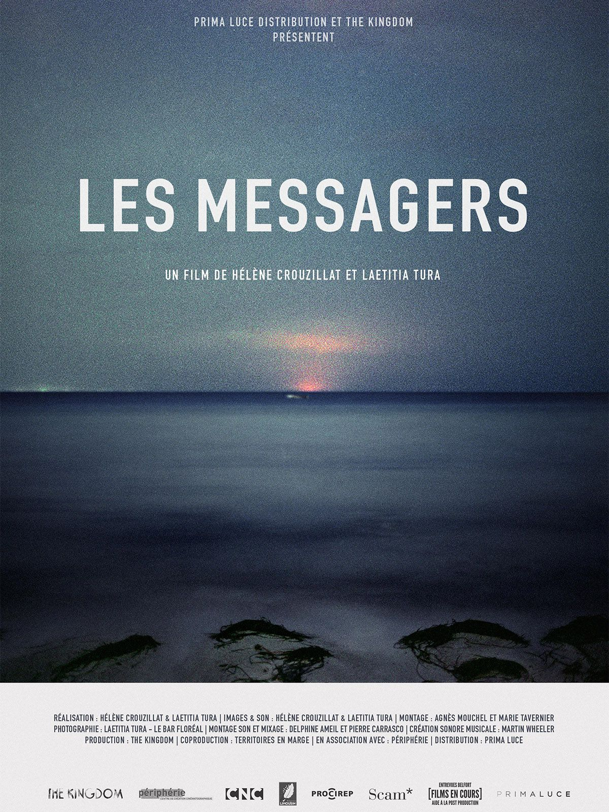 Les Messagers - Documentaire (2015)