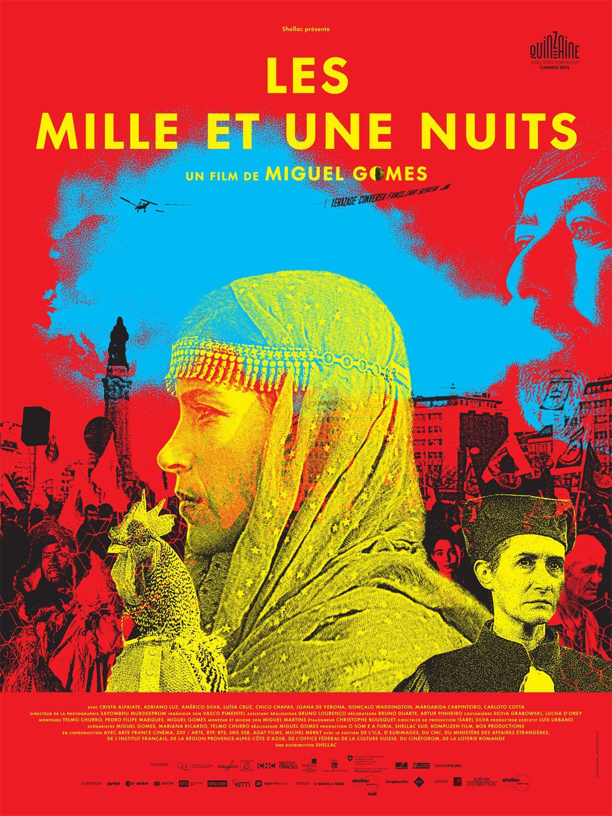 Les Mille et Une Nuits - Film (2015)