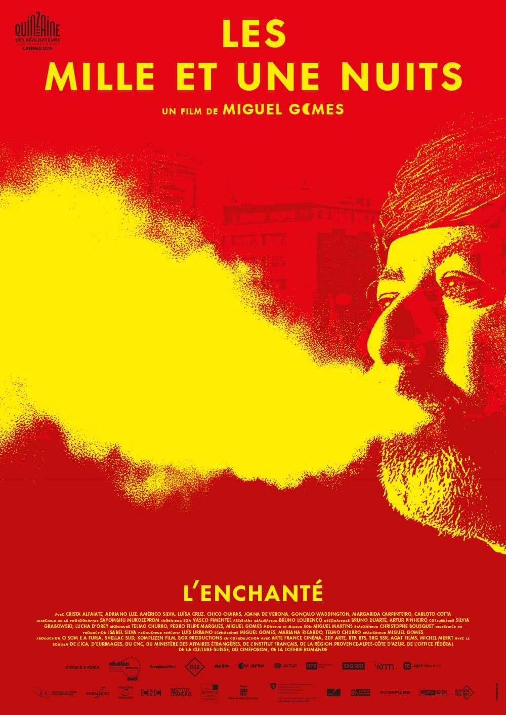 Les Mille et Une Nuits - Volume 3 : L'Enchanté - Film (2015)