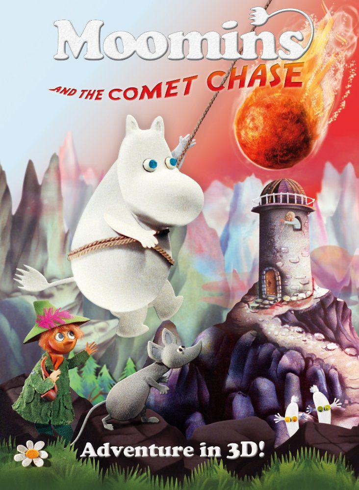 Les Moomins et la chasse à la comète - Long-métrage d'animation (2011)