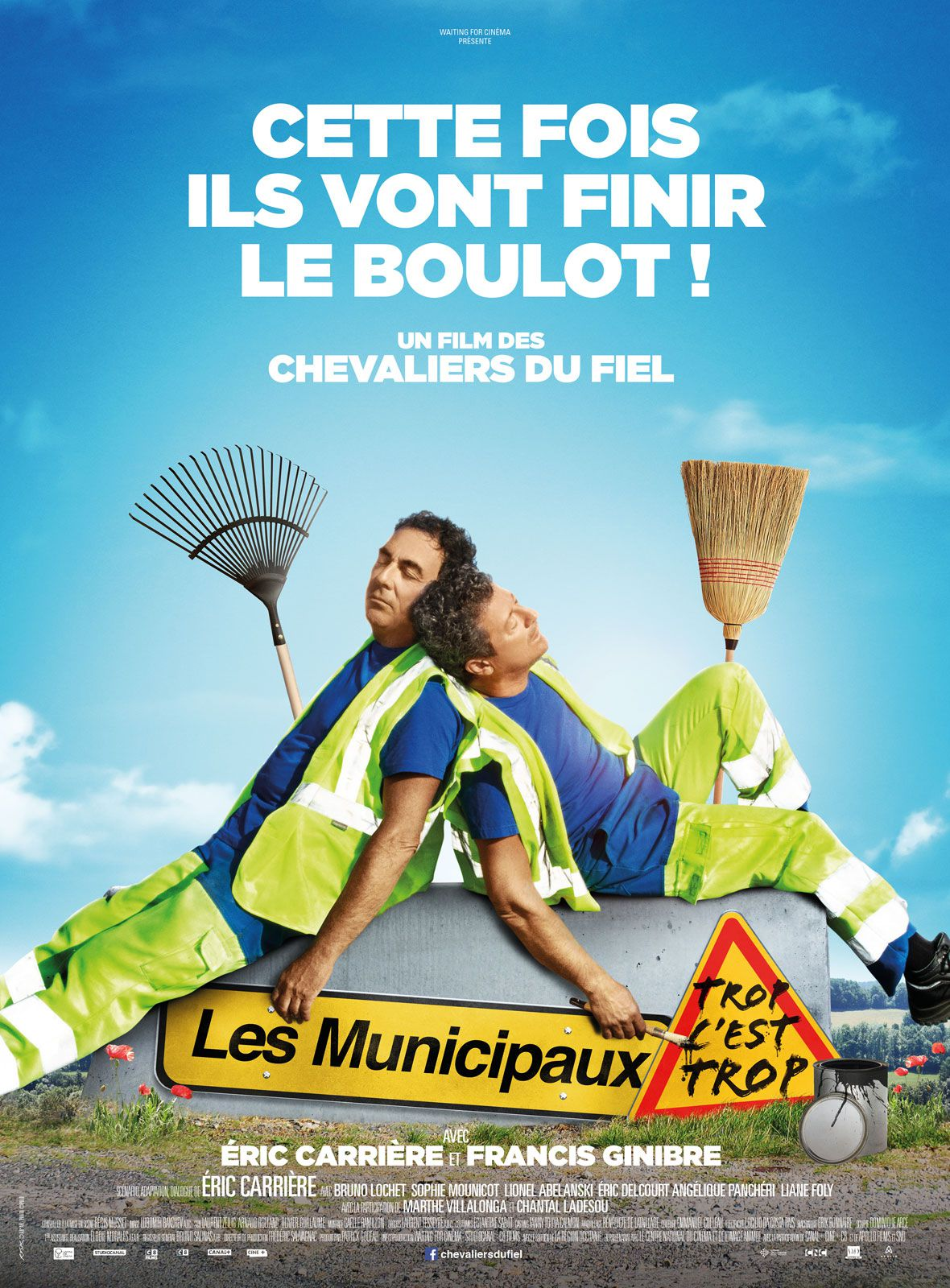 Les Municipaux, trop c'est trop ! - Film (2019)