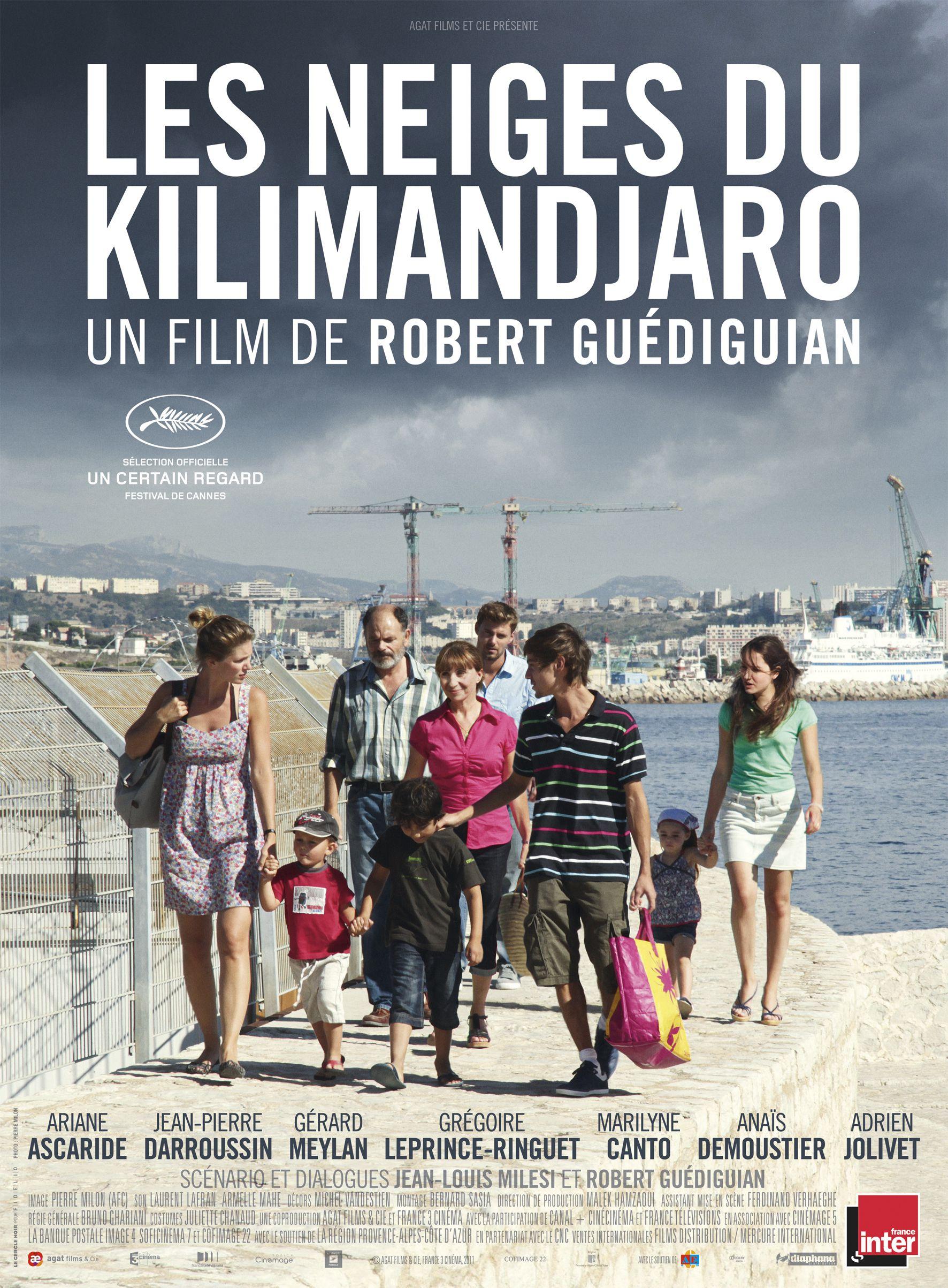 Les Neiges du Kilimandjaro - Film (2011)