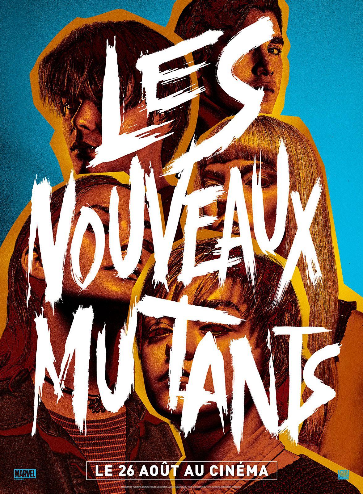 Les Nouveaux Mutants - Film (2020)
