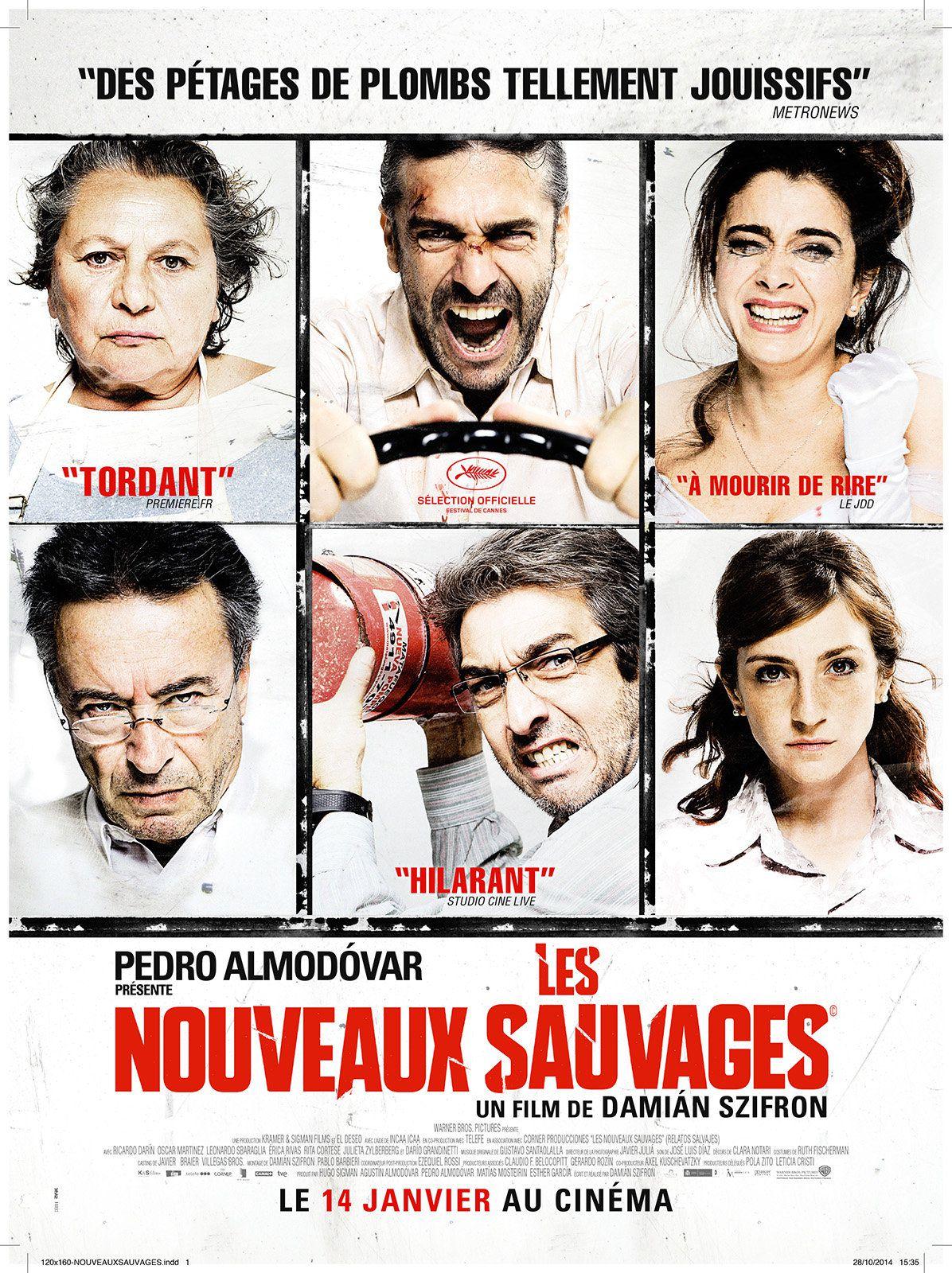 Les Nouveaux Sauvages - Film (2014)
