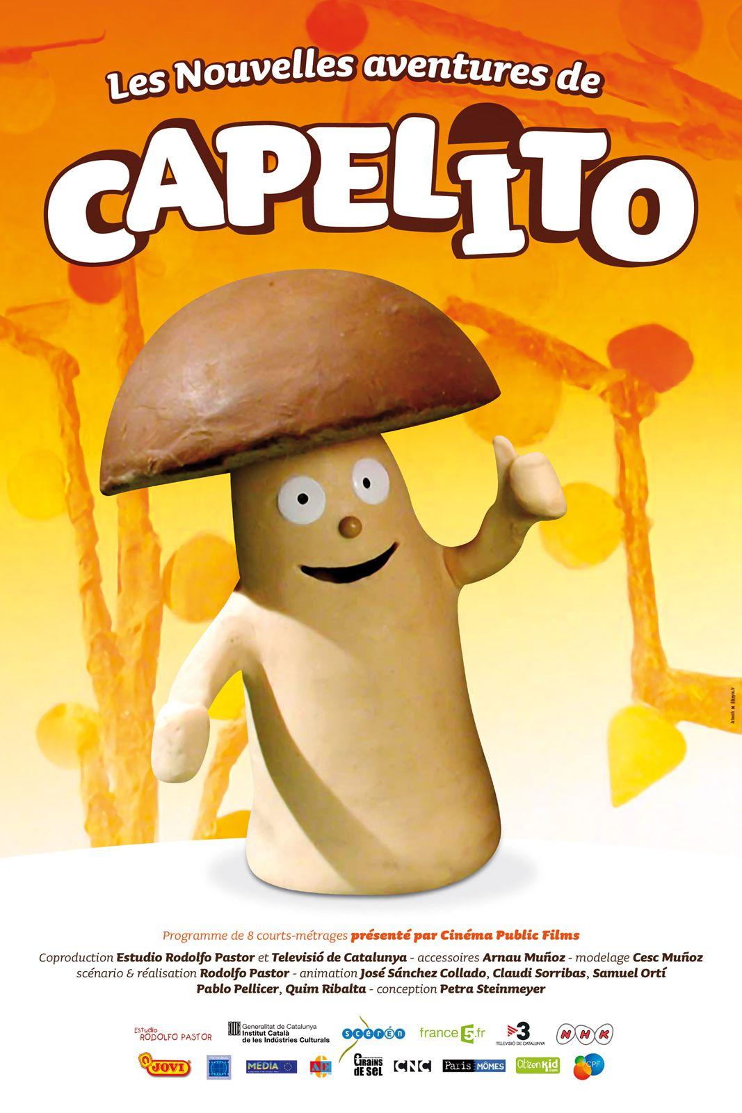 Les Nouvelles aventures de Capelito - Film (2012)