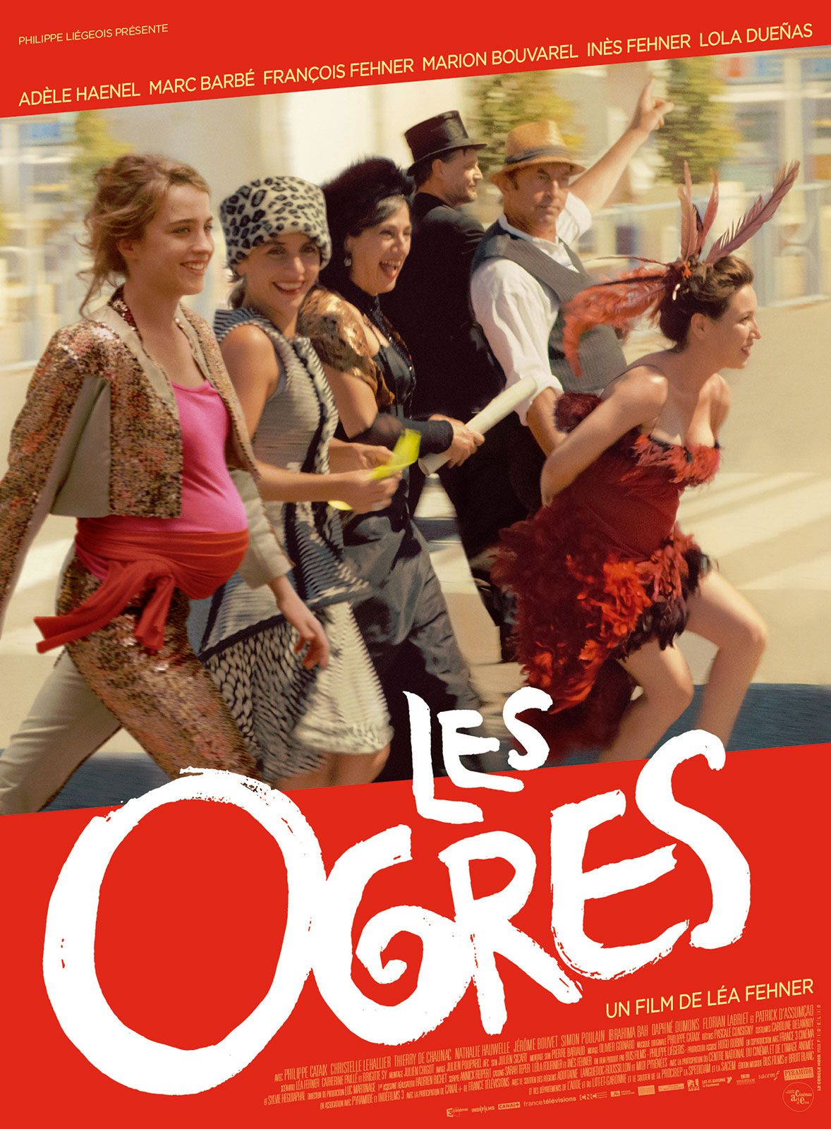 Les Ogres - Film (2016)