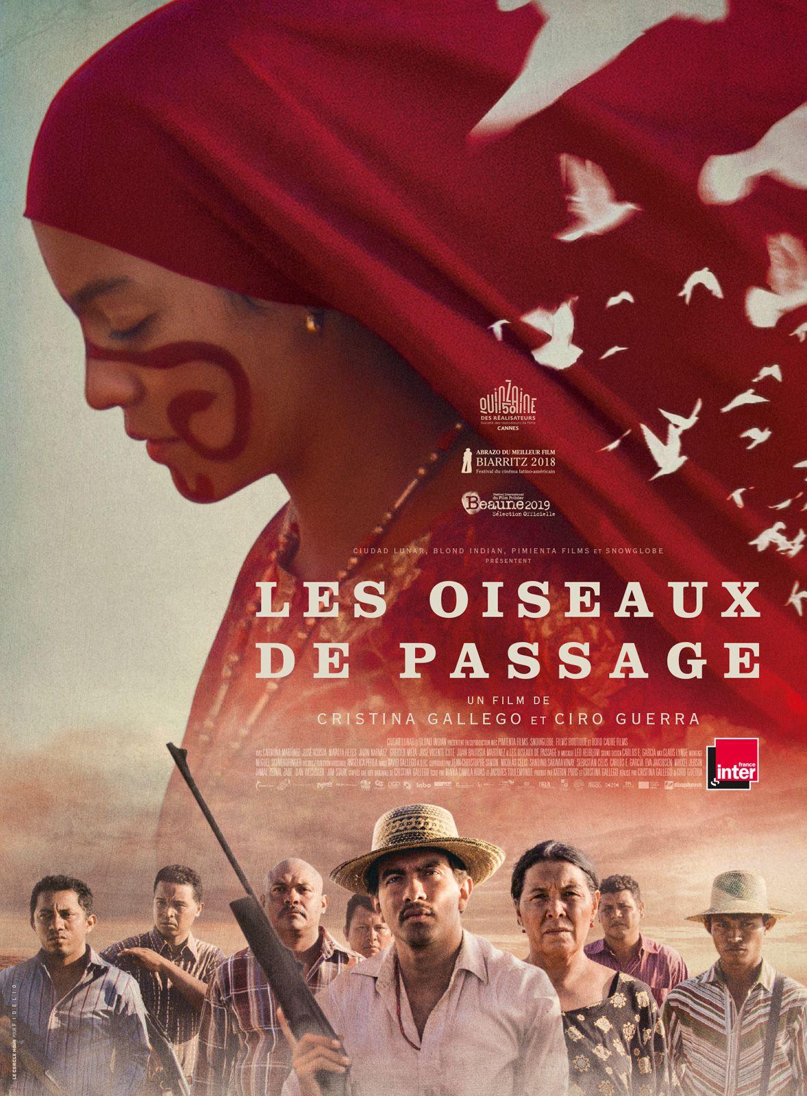 Les Oiseaux de passage - Film (2019)