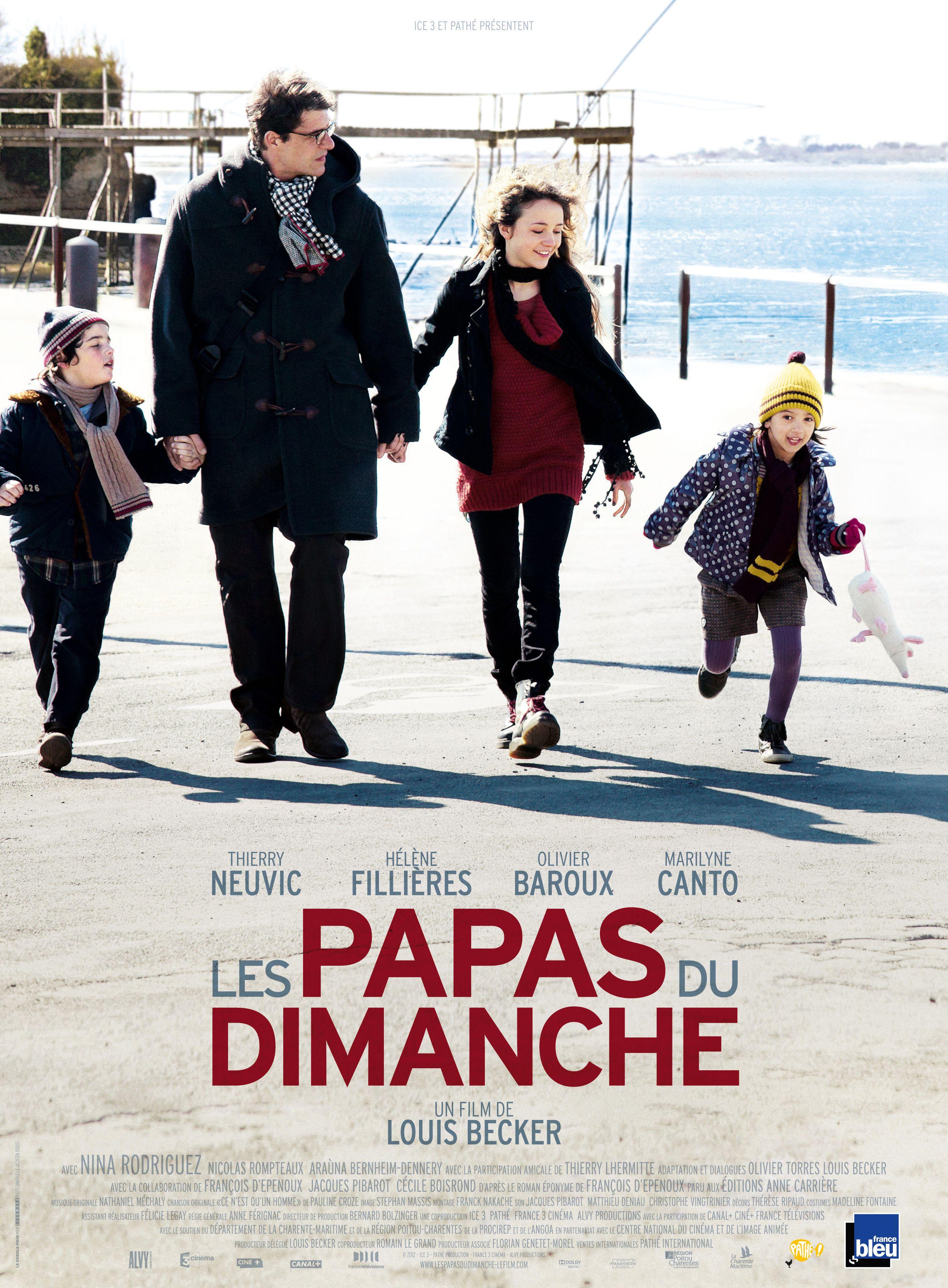 Les Papas du dimanche - Film (2012)