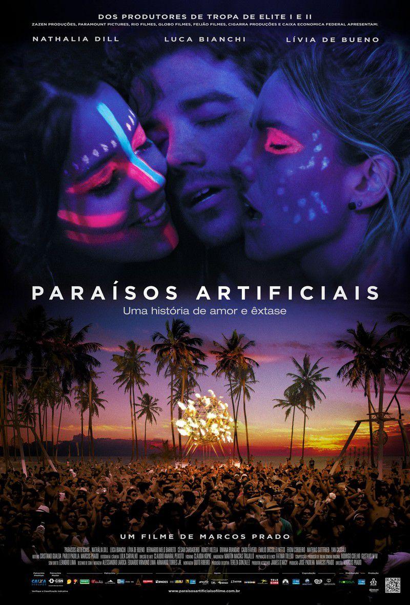 Les Paradis Artificiels - Film (2012)
