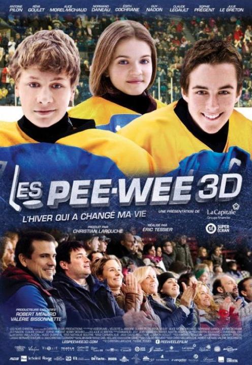 Les Pee-Wee : L'hiver qui a changé ma vie - Film (2012)