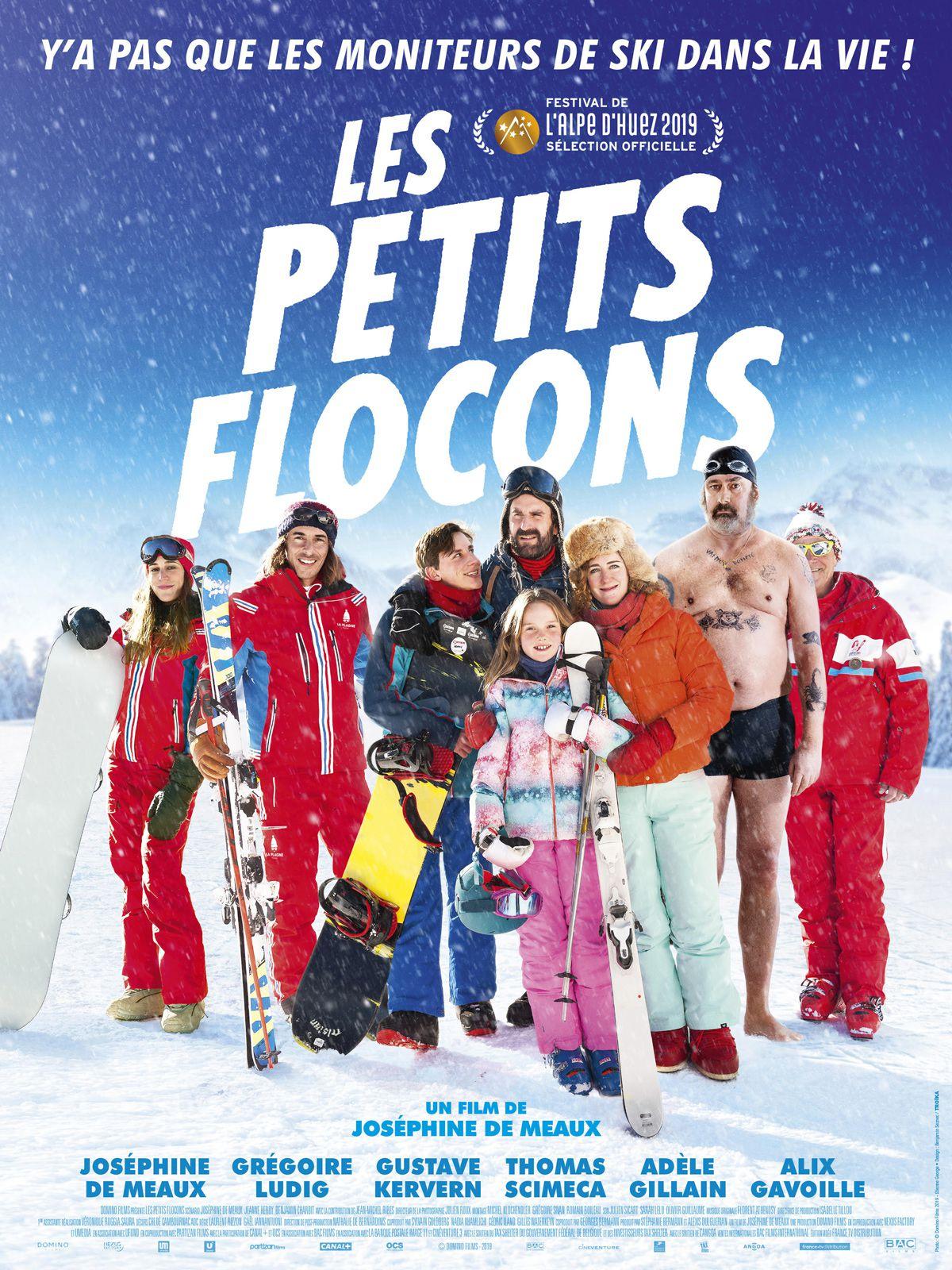Les Petits Flocons - Film (2019)