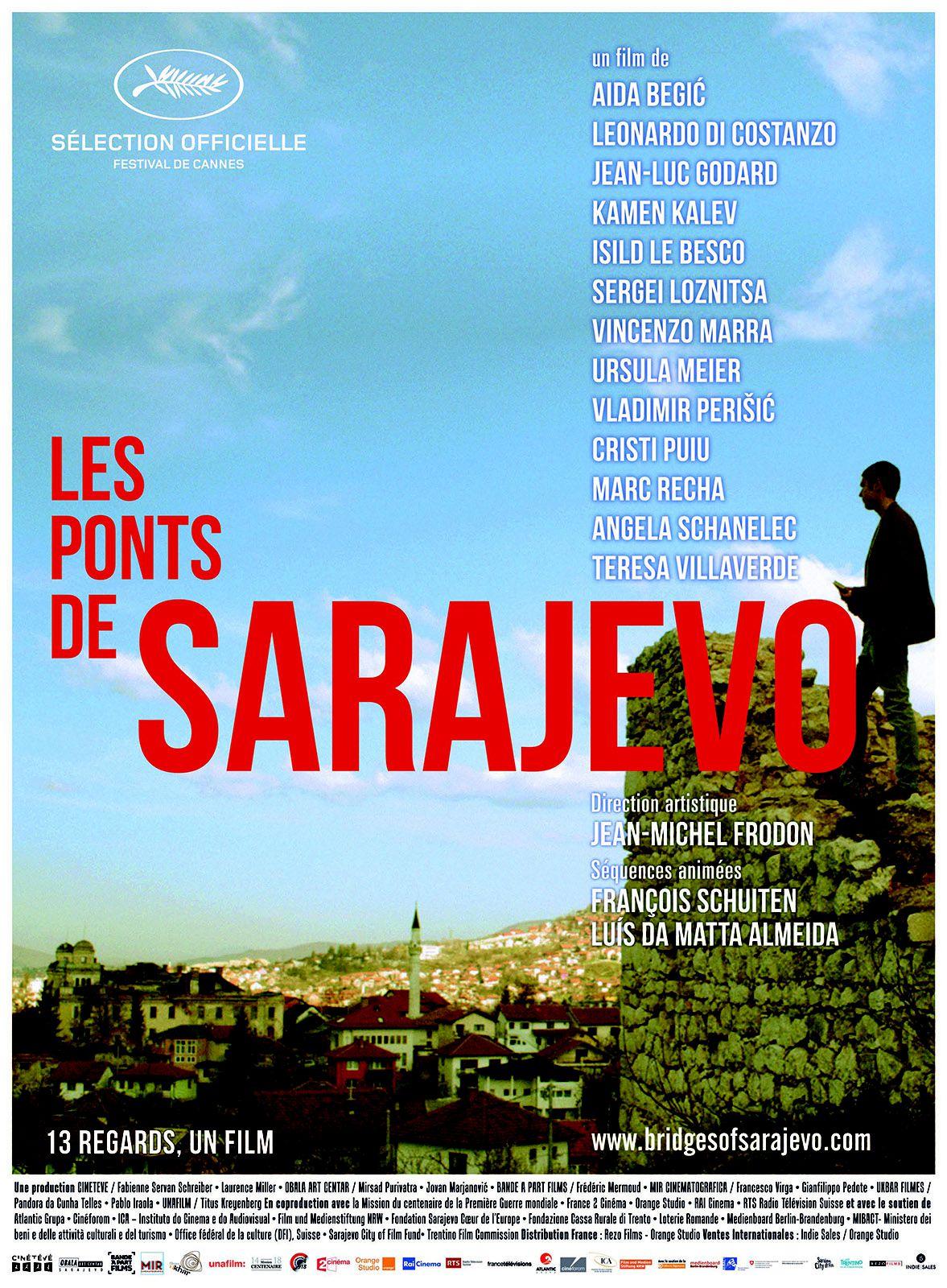 Les Ponts de Sarajevo - Documentaire (2014)