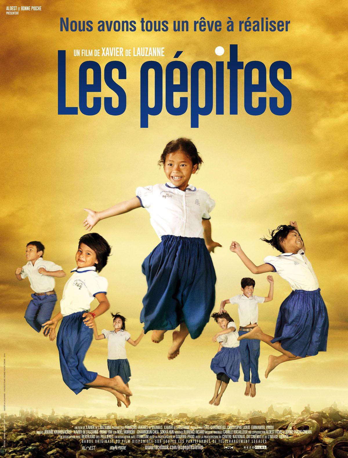 Les Pépites - Documentaire (2016)