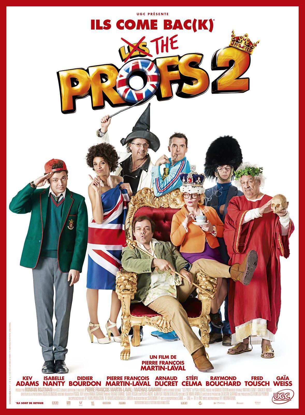 Les Profs 2 - Film (2015)